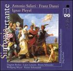 Salieri, Danzi, Pleyel: Sinfonia Concertante