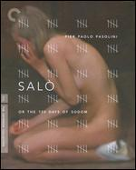 Salo, or the 120 Days of Sodom [Criterion Collection] [Blu-ray]