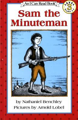 Sam the Minuteman - Benchley, Nathaniel