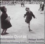 Samuel Coleridge-Taylor: Violin Concerto; Antonín Dvorák: Violin Concertos