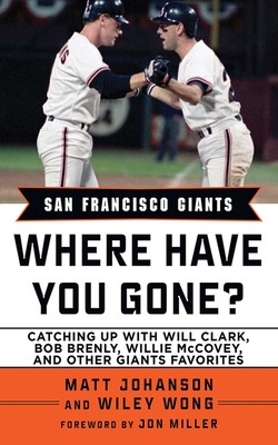 San Francisco Giants - Johanson, Matt
