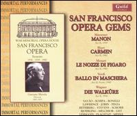 San Francisco Opera Gems, Vol. 1 - Alessio de Paolis (vocals); Bidu Sayão (vocals); Elisabeth Rethberg (vocals); Ezio Pinza (vocals); Friedrich Schorr (vocals);...