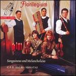 Sanguineus and Melancholicus: C.P.E. Bach Sonatas