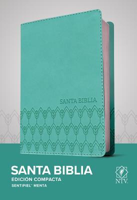Santa Biblia Ntv, Edici?n Compacta (Sentipiel, Menta) - Tyndale (Creator)