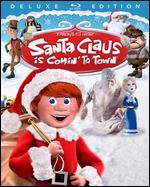 Santa Claus Is Comin' to Town [Blu-ray]