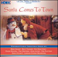 Santa Comes to Town [United Multi Media #1] - Various Artists