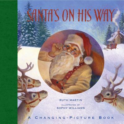 Santa's on His Way - Martin, Ruth