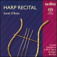 Sarah O'Brien: Harp Recital - Sarah O'Brien (harp)
