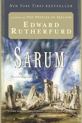 Sarum: The Novel of England - Rutherfurd, Edward