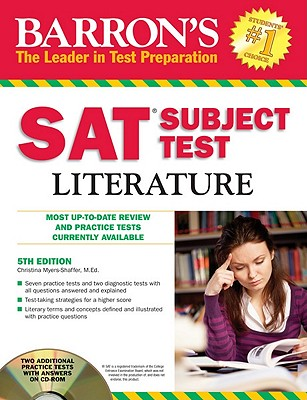 Sat Test in Literature: 5th Edition - Myers-Shaffer, Christian
