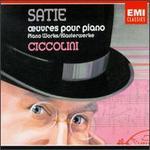 Satie: �uvres pour piano