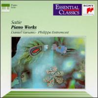 Satie: Piano Works - Daniel Varsano (piano); Philippe Entremont (piano)