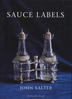 Sauce Labels 1750 - 1950 - Salter, John