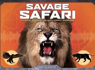Savage Safari - Parker, Lucie (Editor)