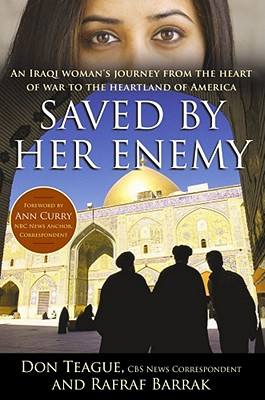 Saved By Her Enemy - Teague, Don, and Barrak, Rafraf