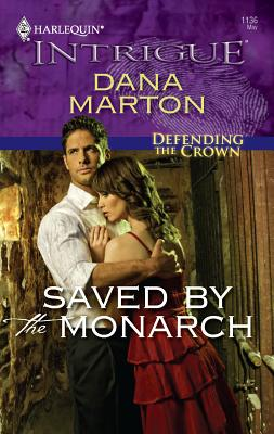 Saved by the Monarch - Marton, Dana