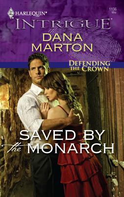 Saved by the Monarch - Marton, Dana