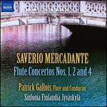 Saverio Mercadante: Flute Concertos Nos. 1, 2 and 4