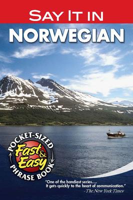 Say It in Norwegian - Dover Publications Inc