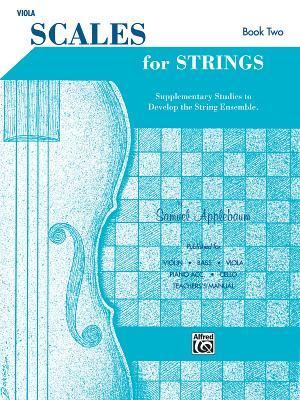 Scales for Strings, Bk 2: Viola - Applebaum, Samuel
