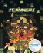 Scanners [Criterion Collection [2 Discs] [Blu-ray/DVD]