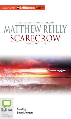 Scarecrow - Reilly, Matthew, and Mangan, Sean (Read by)
