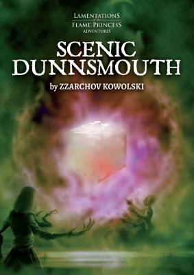 Scenic Dunnsmouth - Lamentations of the Flame Princess (Creator)