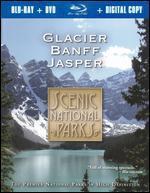 Scenic National Parks: Glacier, Banaff & Jasper