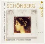 Schönberg: String Quartets D major (1897) & Op. 7 (1905)