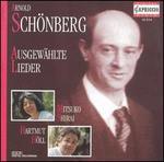 Sch�nberg: Ausgew?hlte Lieder