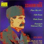 Scharwenka: Piano Trio, No. 1/Violin Sonata: Cello Sonata