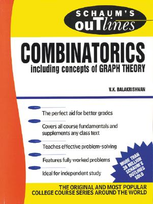 Schaum's Outline of Combinatorics - Balakrishnan, V K