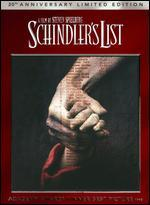 Schindler's List [20th Anniversary] [2 Discs] [Includes Digital Copy] [UltraViolet]