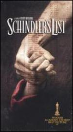 Schindler's List [20th Anniversary Edition] [Includes Digital Copy] [UltraViolet] [Blu-ray]