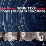 Schnittke: Complete Violin Concertos