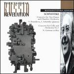 Schnittke: Concertos for Two Pianos & for Cello