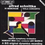 Schnittke: In Memoriam; Viola Concerto