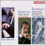 Schnittke: Piano Sonata; Stravinsky: Piano Sonata; Serenade in A; Piano-Rag-Music