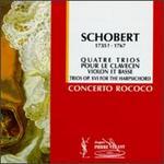 Schobert: Trios For The Harpsichord