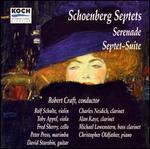 Schoenberg: Serenade/Septet-Suite