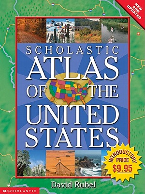Scholastic Atlas of the World - Steele, Philip