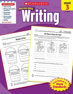 Scholastic Success with Writing, Grade 3 - Molengraft, Lisa