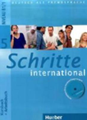 Schritte International: Kursbuch Und Arbeitsbuch 5 MIT CD Zum Arbeitsbuch -