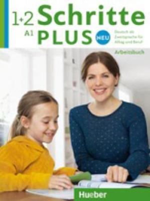 Schritte Plus neu: Arbeitsbuch A1 + 2 Audio-CDs zum Arbeitsbuch - Bovermann, Monika, and Niebisch, Daniela, and Pude, Angela