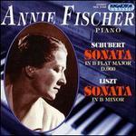 Schubert and Liszt: Piano