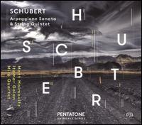 Schubert: Arpeggione Sonata & String Quintet - Itamar Golan (piano); Matt Haimovitz (cello); Miró Quartet