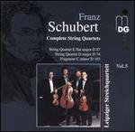 Schubert: Complete String Quartets, Vol. 5