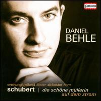 Schubert: Die schöne Müllerin - Ab Koster (horn); Daniel Behle (tenor); Sveinung Bjelland (piano)