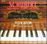 Schubert: Impromptus, D. 899 & 935