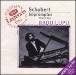 Schubert: Impromptus, D899 & D935